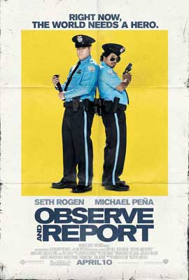 Observe and Report - 27 x 40 Movie Poster - Style B