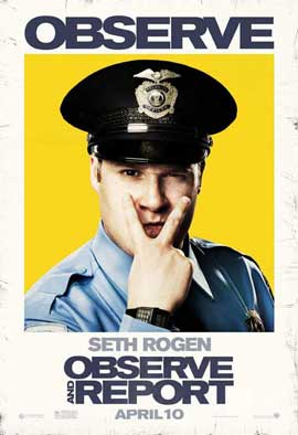 Observe and Report - 27 x 40 Movie Poster - Style D