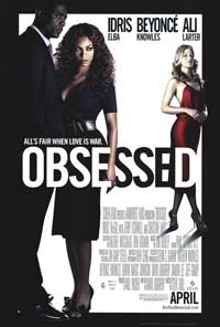 Obsessed - 43 x 62 Movie Poster - Bus Shelter Style A