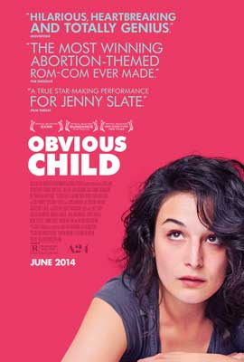 Obvious Child - 27 x 40 Movie Poster - Style A
