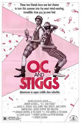 O.C. and Stiggs - 11 x 17 Movie Poster - Style A
