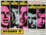 Ocean's 11 - 11 x 17 Movie Poster - Style D