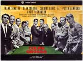 Ocean's 11 - 11 x 17 Movie Poster - Italian Style A