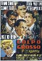Ocean's 11 - 11 x 17 Movie Poster - Italian Style E