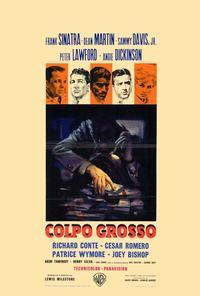 Ocean's 11 - 27 x 40 Movie Poster - Italian Style D