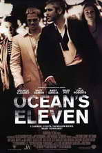 Ocean's Eleven - 11 x 17 Movie Poster - Style D