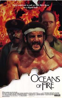 Oceans of Fire - 11 x 17 Movie Poster - Style A
