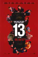Ocean's Thirteen - 11 x 17 Movie Poster - Style A
