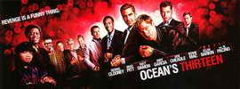 Ocean's Thirteen - 11 x 17 Movie Poster - Style D