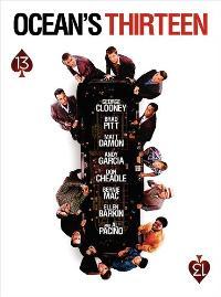 Ocean's Thirteen - 27 x 40 Movie Poster - Style H