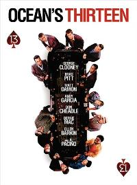 Ocean's Thirteen - 43 x 62 Movie Poster - Bus Shelter Style D