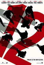 Ocean's Twelve - 11 x 17 Movie Poster - Style C
