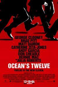 Ocean's Twelve - 11 x 17 Movie Poster - Style B