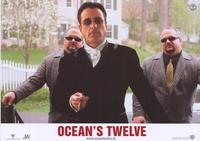 Ocean's Twelve - 11 x 14 Poster French Style G