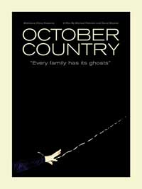 October Country - 43 x 62 Movie Poster - Bus Shelter Style A