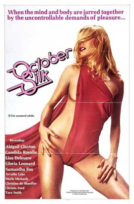October Silk - 11 x 17 Movie Poster - Style B