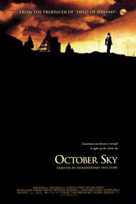 October Sky - 11 x 17 Movie Poster - Style B