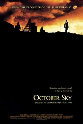 October Sky - 27 x 40 Movie Poster - Style B