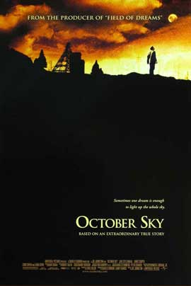 October Sky - 11 x 17 Movie Poster - Style A