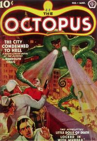 Octopus, The (Pulp) - 11 x 17 Pulp Poster - Style A