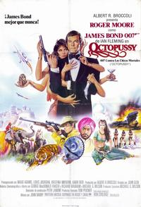 Octopussy - 11 x 17 Movie Poster - Spanish Style A
