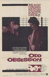 Odd Obsession - 43 x 62 Movie Poster - Bus Shelter Style A