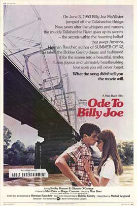 Ode to Billy Joe - 11 x 17 Movie Poster - Style B