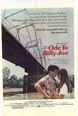 Ode to Billy Joe - 27 x 40 Movie Poster - Style A