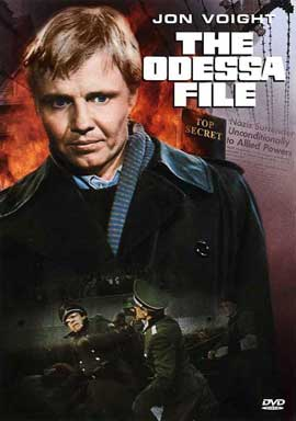 Odessa File - 27 x 40 Movie Poster - Style B