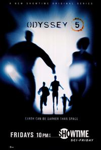 Odyssey 5 - 27 x 40 TV Poster - Style A