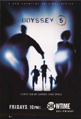 Odyssey 5 - 11 x 17 TV Poster - Style A