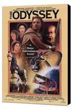 Odyssey, The (TV) - 27 x 40 Movie Poster - Style A - Museum Wrapped Canvas