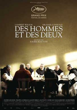 Of Gods and Men - 11 x 17 Movie Poster - Belgian Style A