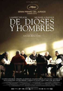 Of Gods and Men - 11 x 17 Movie Poster - Spanish Style A