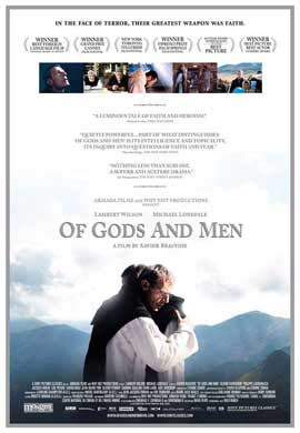 Of Gods and Men - 11 x 17 Movie Poster - Style A