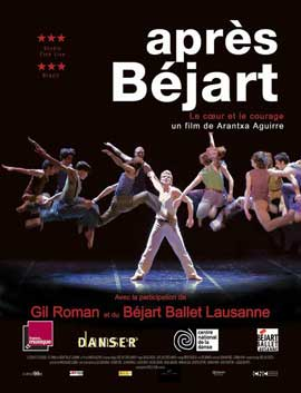 Of Heart and Courage: Berjart Ballet Lausanne - 11 x 17 Movie Poster - French Style A
