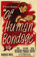 Of Human Bondage - 11 x 17 Movie Poster - Style A
