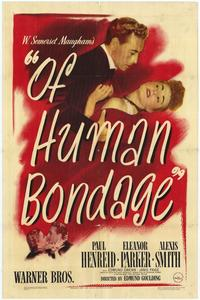 Of Human Bondage - 27 x 40 Movie Poster - Style A