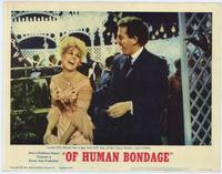 Of Human Bondage - 11 x 14 Movie Poster - Style D