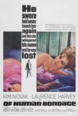 Of Human Bondage - 27 x 40 Movie Poster - Style B