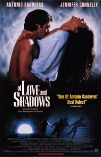 Of Love and Shadows - 11 x 17 Movie Poster - Style B