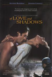 Of Love and Shadows - 27 x 40 Movie Poster - Style A