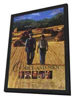 Of Mice and Men - 27 x 40 Movie Poster - Style B - in Deluxe Wood Frame