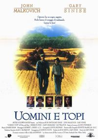 Of Mice and Men - 11 x 17 Movie Poster - Italian Style A
