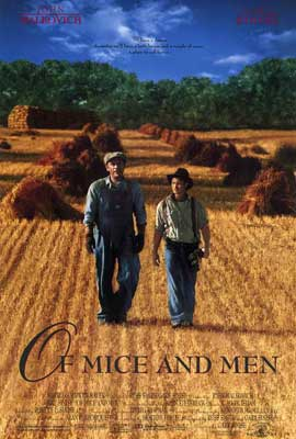 Of Mice and Men - 27 x 40 Movie Poster