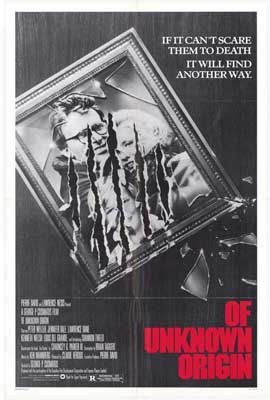 Of Unknown Origin - 11 x 17 Movie Poster - Style A