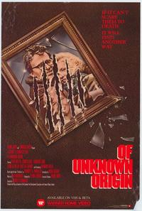 Of Unknown Origin - 27 x 40 Movie Poster - Style A