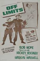 Off Limits - 27 x 40 Movie Poster - Style B