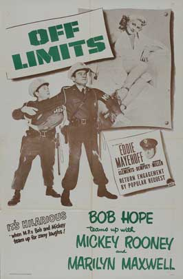 Off Limits - 11 x 17 Movie Poster - Style B