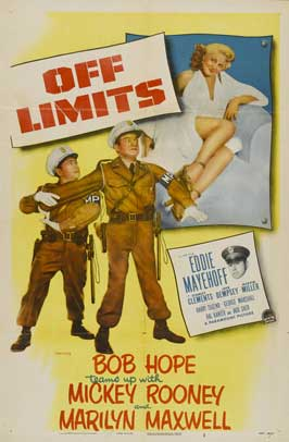 Off Limits - 11 x 17 Movie Poster - Style C
